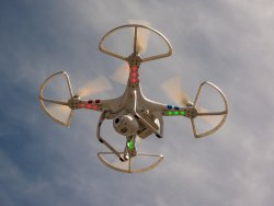 Dron Phantom